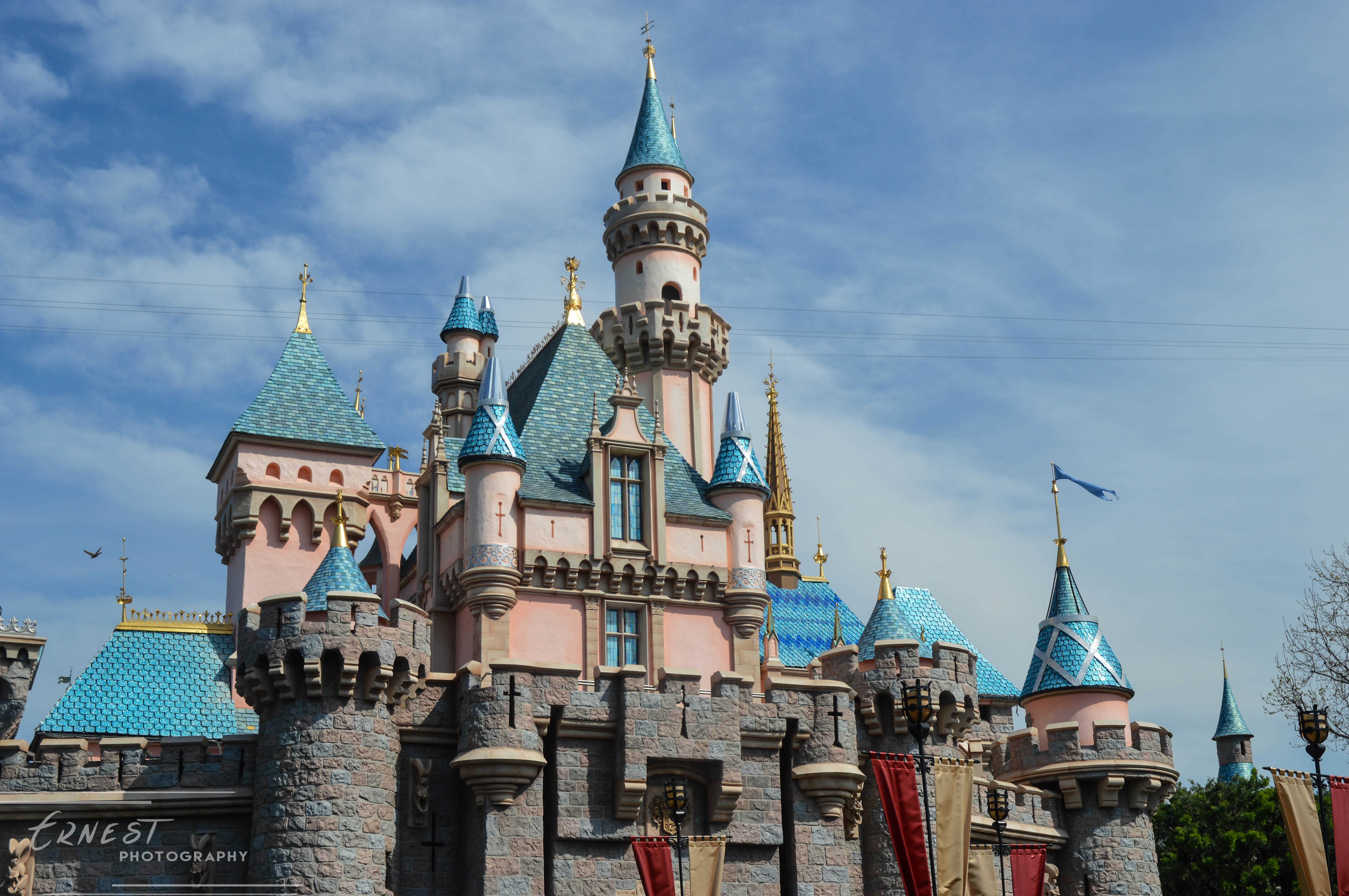 Castle Update Photos The Dis Disney Discussion