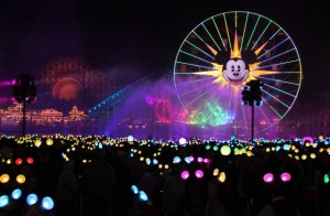 World of Color- CELEBRATE! will honor Disneyland and it's incredible legacy. (Photo Credit to Disney.com)