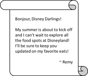 Remy Intro Letter